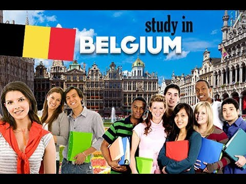 Study expenses in Belgium 2018