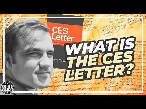 What is the CES Letter?