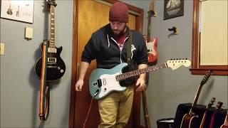 Blink 182 - Shut Up (Guitar Cover)