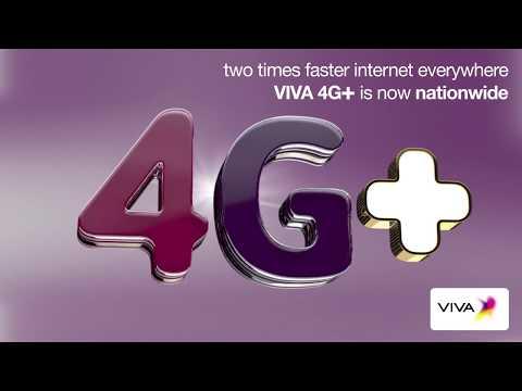 VIVA 4G+