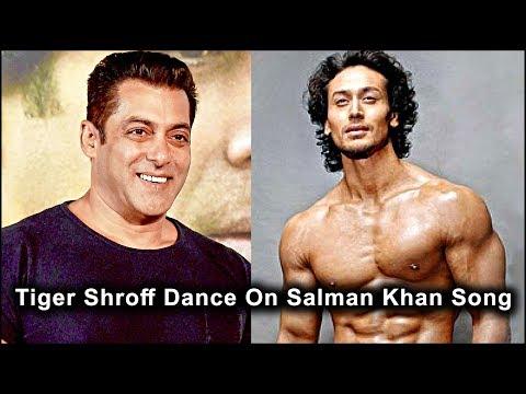 Tiger Shroff Dance On Salman Khan Song 'Tujhe Aksa Beach Ghuma Doon' Viral Video - HUNGAMA