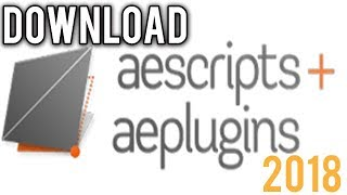 How to Download & Install Plugin Scripts AEscripts com for After Effects