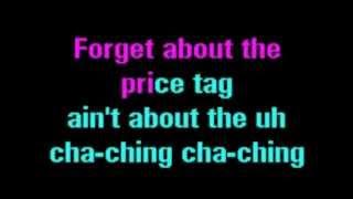 Price Tag - Instrumental Lyrics (NO RAP)