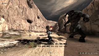 Serious Sam 3: Death Canyon survival 15:47 min pro gameplay