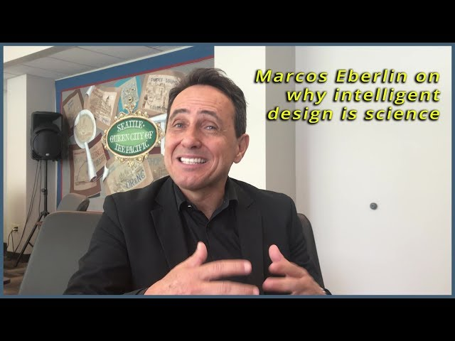 "Marcos Eberlin: But Is Intelligent Design ""Science""?"