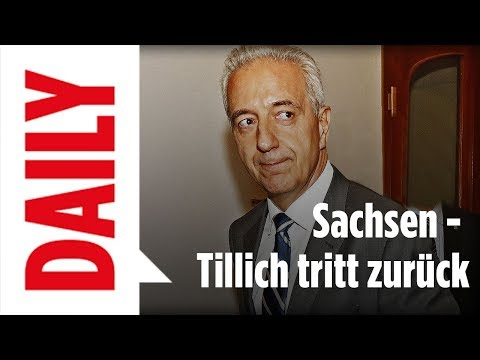 Ministerpräsident tritt nach CDU-Wahldebakel zurück   BILD DAILY 18.10.17