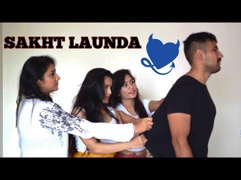 When Sakht Launda shares a flat with hot girls | Idiotic Launda | Rahul Sehrawat