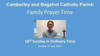 FPT   Video 18th Sunday Ord Time Year B