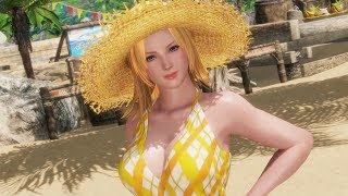 Dead or Alive 6 : All Female Fighter Summer Breeze Costume