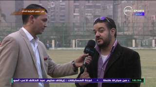 دوري dmc - عضو مجلس ادارة منتخب السويس يوجه رسالة نارية لاتحاد الكرة بسبب احمد مجاهد