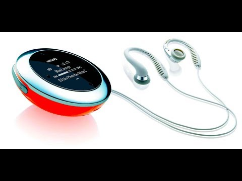 Philips Sports MP3 Player