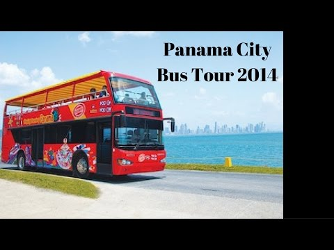 Tourist Guide PANAMA CITY #panama
