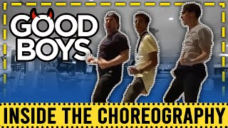 "Inside the Choreography | ""Good Boys"" Movie"