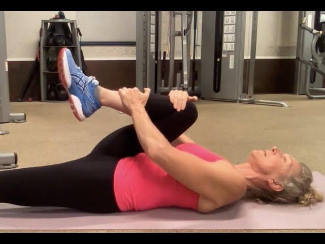 Lower Body Stretch Workout