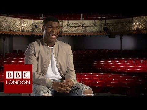 John Boyega 'Woyzeck' interview – BBC London News