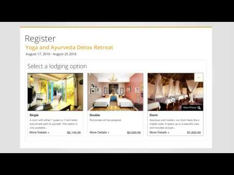 Retreat Booking Guru - Retreat Management Software