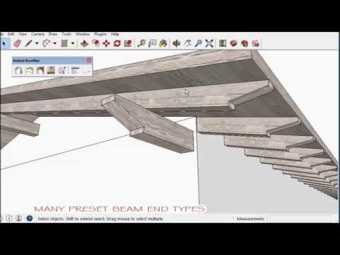SketchUp Instant Roof Nui Overview