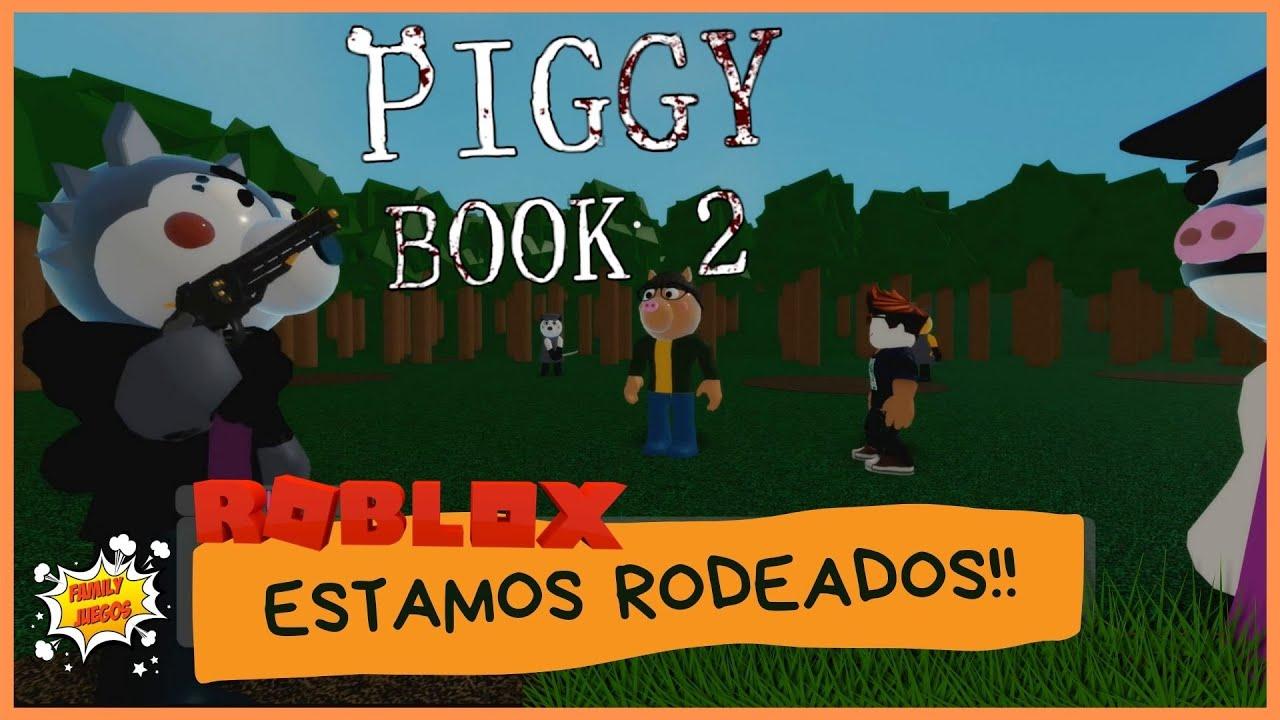 Piggy Book 2 capitulo 2 ending Secuestran a Zizzy!!! Roblox piggy