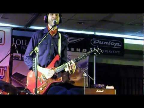 Paul Gilbert - Taking care of business - Jan 20th 2012 - Deke Dickerson Guitar Geek Festival 2012