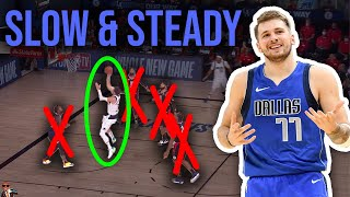 Why Luka Doncic Thinks Its Easier To Score In NBA