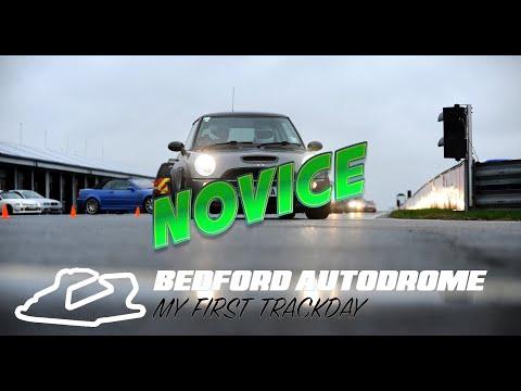 Bedford Autodrome Mini Cooper S R53 Track Day