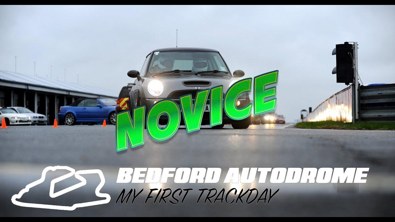Bedford Autodrome Mini Cooper S R53 Track Day Youtube