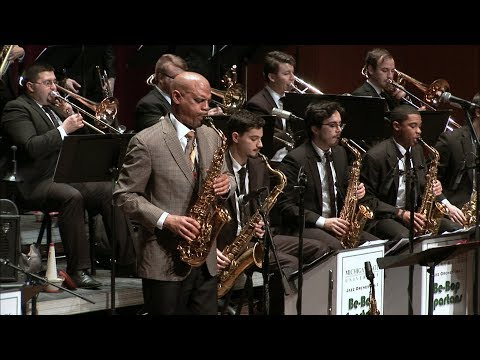 MSU Jazz Orchestra I featuring MSUFCU Jazz Artist in Residence Steve Wilson | 3.22.2018