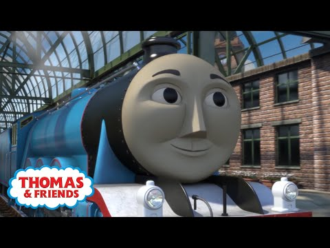 Meet The Steam Team: Meet Gordon | Thomas & Friends