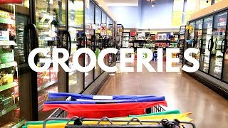 QUICK GROCERY HAUL // SHOP WITH ME // STAY AT HOME MOM