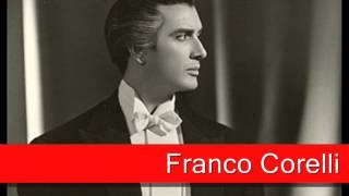 Franco Corelli: Puccini - Madama Butterfly,
