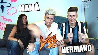 ¿QUIEN SABE MÁS DE MI? MI MAMÁ VS MI HERMANO *MIS SECRETOS* [Logan G]