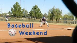 MLK Weekend Baseball Tournament Part 1