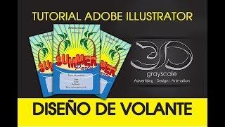 Tutorial Adobe Illustrator Volante EN ESPAÑOL