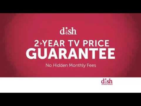 DISH TV Two Year Price Guarantee