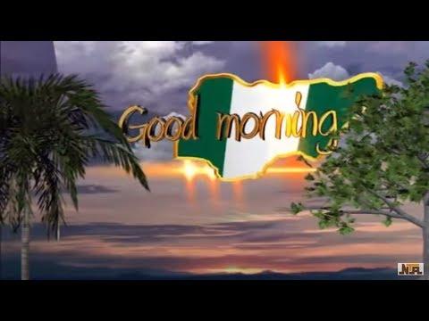 NTA Network Streaming Live Good Morning Nigeria 24/7/17