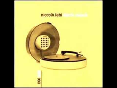 Niccolò Fabi - Dica