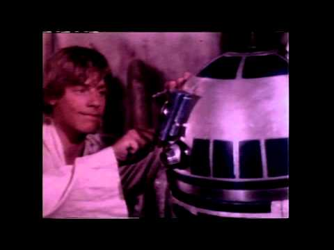 Return to the Galaxy With First-Ever 'Star Wars' Trailer From 1976