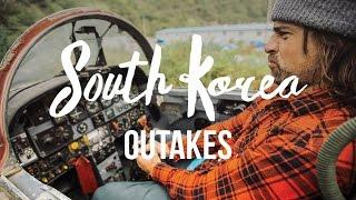 Outtakes - Skate & Explore Korea.