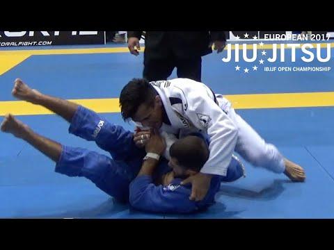 "Rubens ""Cobrinha"" Charles VS Gabriel Marangoni /  European Championship 2017"
