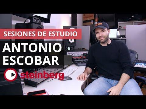 Sesiones de Estudio Steinberg: Antonio Escobar