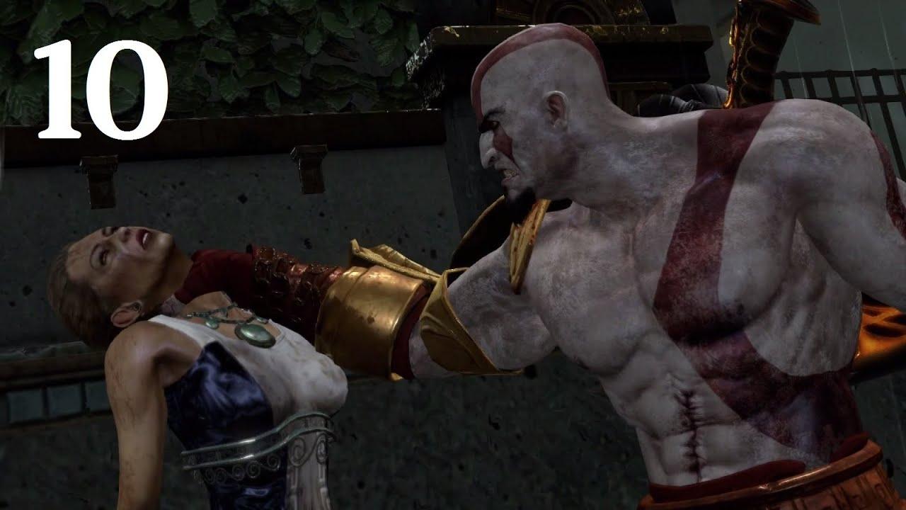 God Of War 3 Remastere...