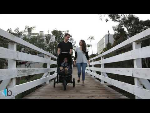 Bumbleride Indie All Terrain Stroller 60