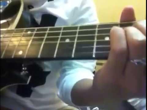 Marjinal  HUKUM RIMBA  Cover Guitar By Cewek Cantik JustCall Rosse