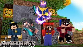 I CAUGHT A HACKER! | Minecraft: Bed Wars