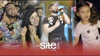 جمهور المضيق: كنبغيو الدوزي وهو واعر وأحسن مغني فالمغرب