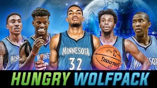 Why The Timberwolves Are Set To Take Over The NBA! The NEW BIG 3!