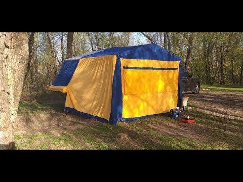 Прицеп палатка Скиф