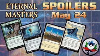Eternal Masters Spoilers: Sensei's Divining Top, Karakas, Mana Crypt, Maze Of Ith, And More – Mtg!
