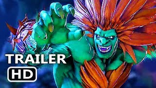 PS4 - Street Fighter V Arcade Edition Gameplay Trailer (2018)