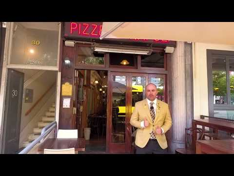 Business for sale to set you up for life, Pizzeria Napoli, Courtenay Place